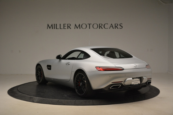 Used 2016 Mercedes-Benz AMG GT S for sale Sold at Rolls-Royce Motor Cars Greenwich in Greenwich CT 06830 5