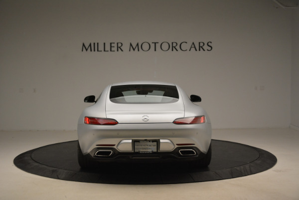 Used 2016 Mercedes-Benz AMG GT S for sale Sold at Rolls-Royce Motor Cars Greenwich in Greenwich CT 06830 6