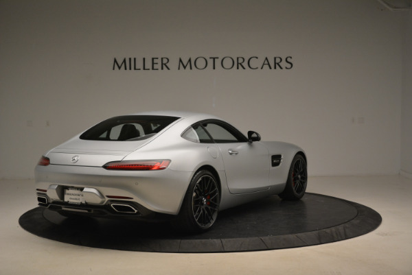 Used 2016 Mercedes-Benz AMG GT S for sale Sold at Rolls-Royce Motor Cars Greenwich in Greenwich CT 06830 7