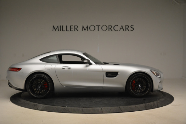 Used 2016 Mercedes-Benz AMG GT S for sale Sold at Rolls-Royce Motor Cars Greenwich in Greenwich CT 06830 9