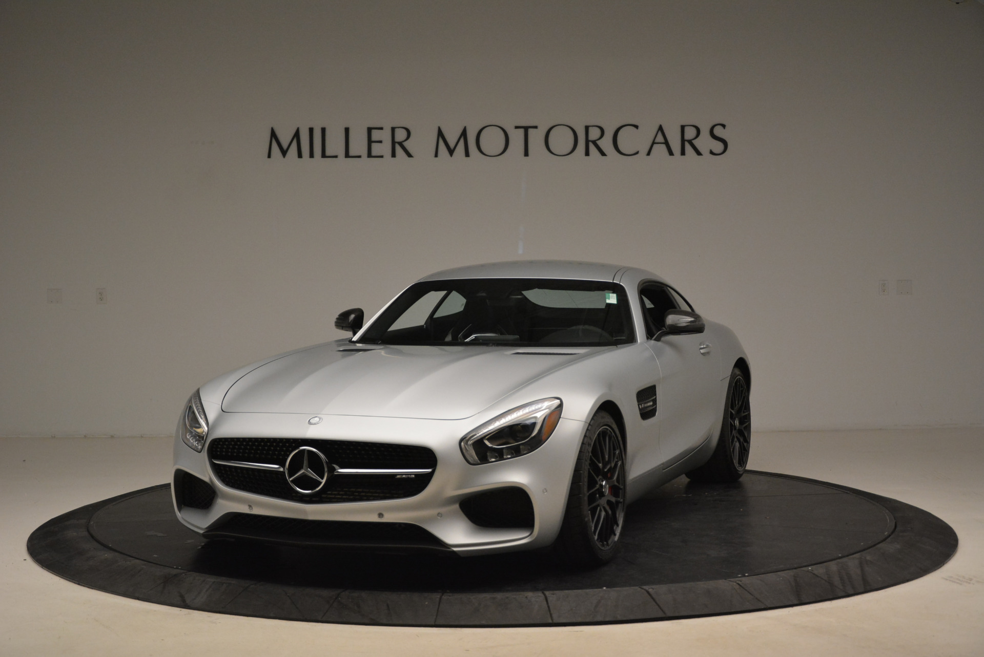 Used 2016 Mercedes-Benz AMG GT S for sale Sold at Rolls-Royce Motor Cars Greenwich in Greenwich CT 06830 1