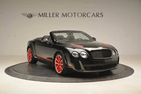 Used 2013 Bentley Continental GT Supersports Convertible ISR for sale Sold at Rolls-Royce Motor Cars Greenwich in Greenwich CT 06830 11
