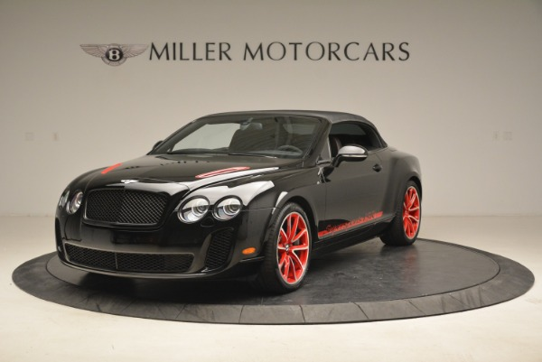 Used 2013 Bentley Continental GT Supersports Convertible ISR for sale Sold at Rolls-Royce Motor Cars Greenwich in Greenwich CT 06830 14