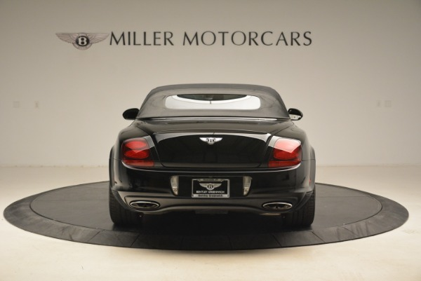 Used 2013 Bentley Continental GT Supersports Convertible ISR for sale Sold at Rolls-Royce Motor Cars Greenwich in Greenwich CT 06830 19