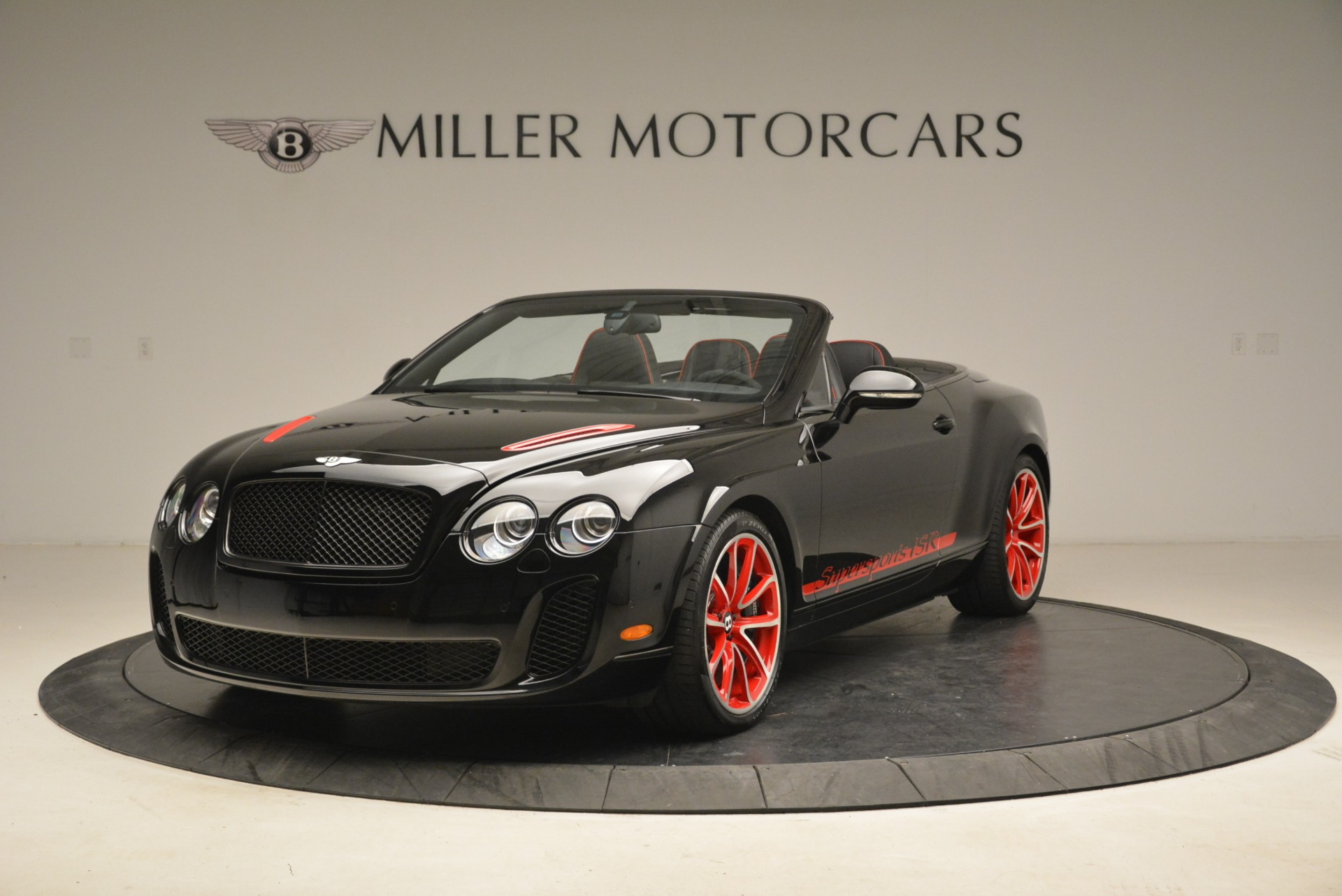 Used 2013 Bentley Continental GT Supersports Convertible ISR for sale Sold at Rolls-Royce Motor Cars Greenwich in Greenwich CT 06830 1