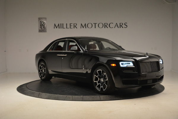 Used 2017 Rolls-Royce Ghost Black Badge for sale Sold at Rolls-Royce Motor Cars Greenwich in Greenwich CT 06830 11