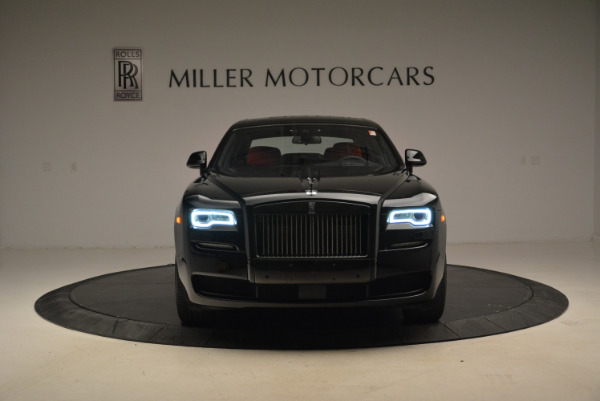 Used 2017 Rolls-Royce Ghost Black Badge for sale Sold at Rolls-Royce Motor Cars Greenwich in Greenwich CT 06830 12