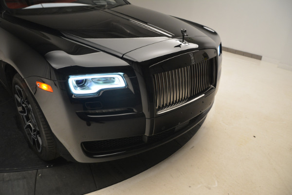 Used 2017 Rolls-Royce Ghost Black Badge for sale Sold at Rolls-Royce Motor Cars Greenwich in Greenwich CT 06830 13