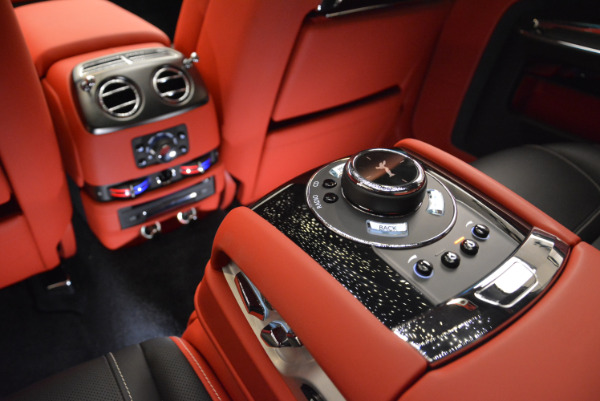 Used 2017 Rolls-Royce Ghost Black Badge for sale Sold at Rolls-Royce Motor Cars Greenwich in Greenwich CT 06830 24