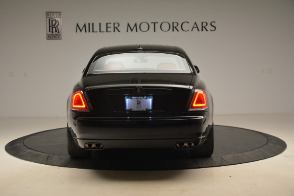 Used 2017 Rolls-Royce Ghost Black Badge for sale Sold at Rolls-Royce Motor Cars Greenwich in Greenwich CT 06830 6