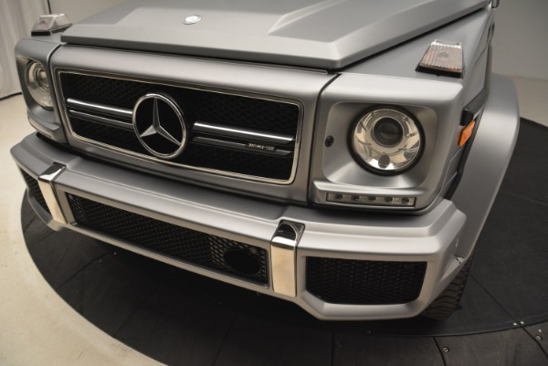 Used 2017 Mercedes-Benz G-Class AMG G 63 for sale Sold at Rolls-Royce Motor Cars Greenwich in Greenwich CT 06830 14