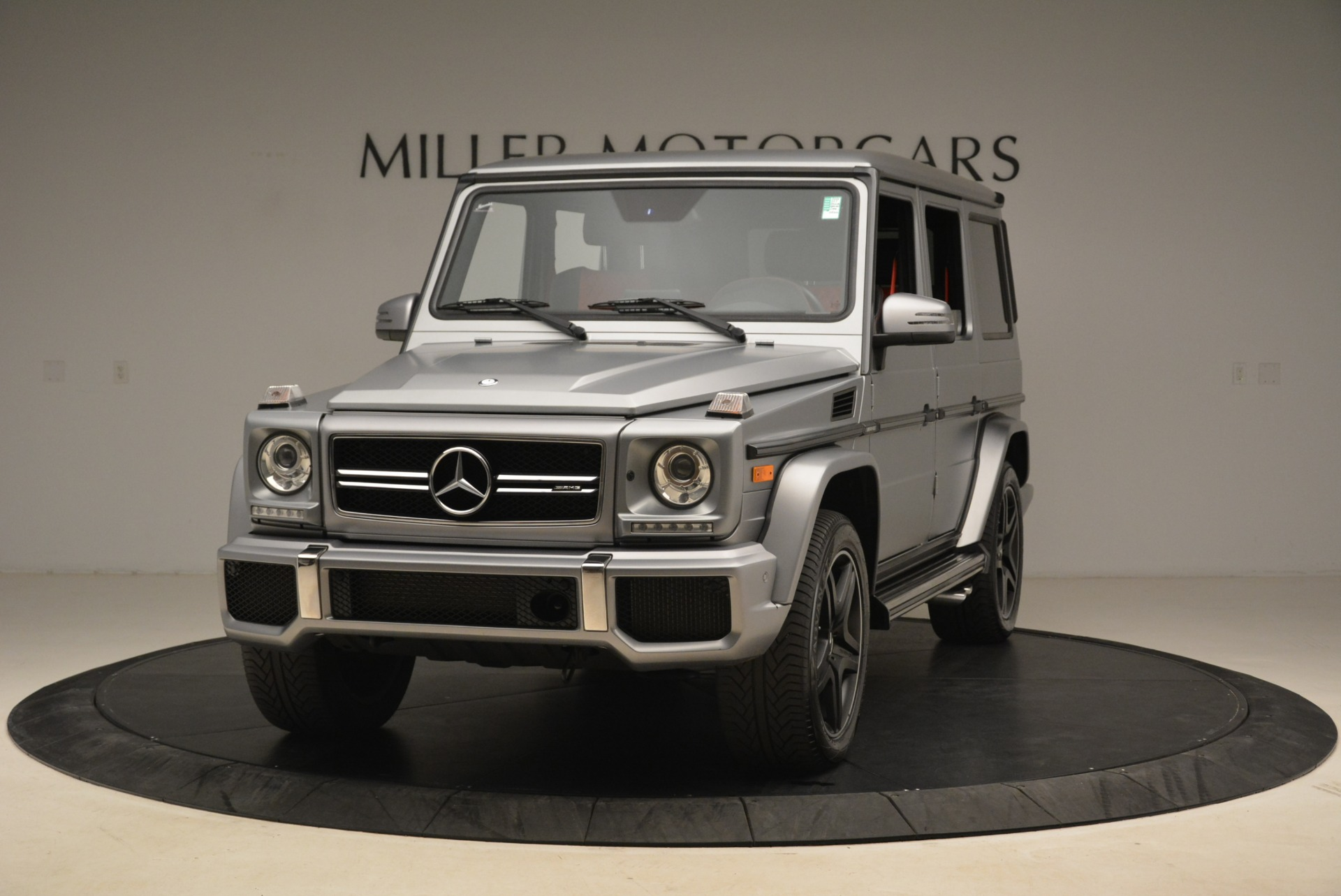 Used 2017 Mercedes-Benz G-Class AMG G 63 for sale Sold at Rolls-Royce Motor Cars Greenwich in Greenwich CT 06830 1