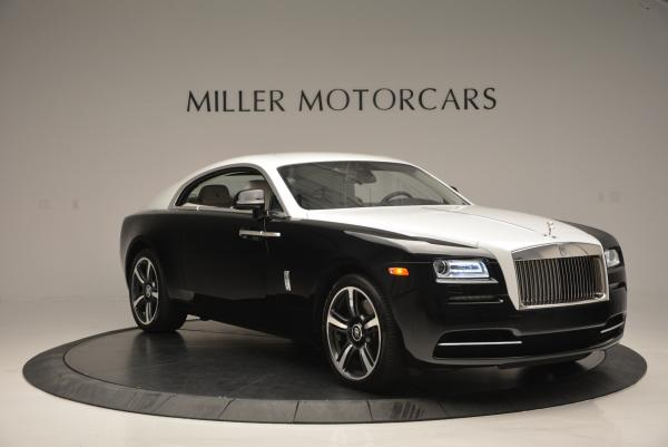 New 2016 Rolls-Royce Wraith for sale Sold at Rolls-Royce Motor Cars Greenwich in Greenwich CT 06830 11