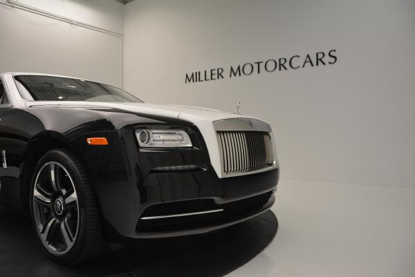 New 2016 Rolls-Royce Wraith for sale Sold at Rolls-Royce Motor Cars Greenwich in Greenwich CT 06830 13