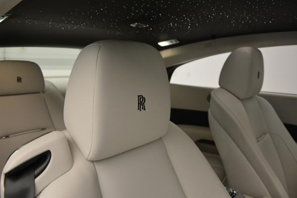 New 2016 Rolls-Royce Wraith for sale Sold at Rolls-Royce Motor Cars Greenwich in Greenwich CT 06830 18