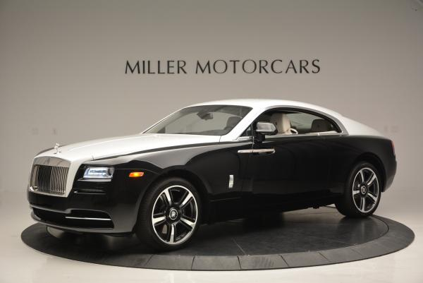 New 2016 Rolls-Royce Wraith for sale Sold at Rolls-Royce Motor Cars Greenwich in Greenwich CT 06830 2