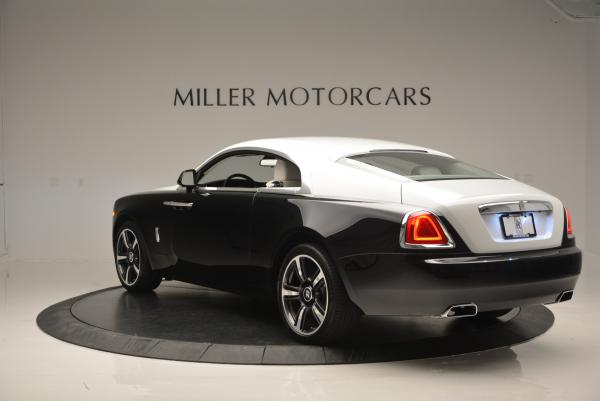 New 2016 Rolls-Royce Wraith for sale Sold at Rolls-Royce Motor Cars Greenwich in Greenwich CT 06830 5