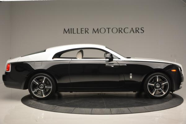 New 2016 Rolls-Royce Wraith for sale Sold at Rolls-Royce Motor Cars Greenwich in Greenwich CT 06830 9