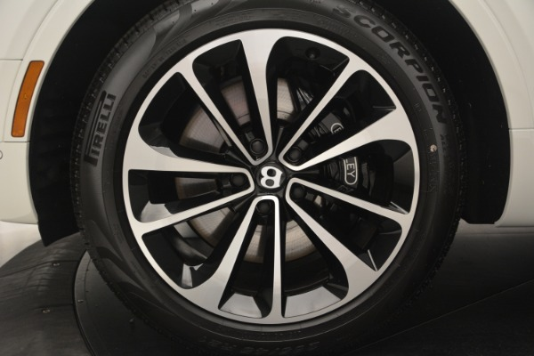 Used 2019 Bentley Bentayga V8 for sale $149,900 at Rolls-Royce Motor Cars Greenwich in Greenwich CT 06830 13