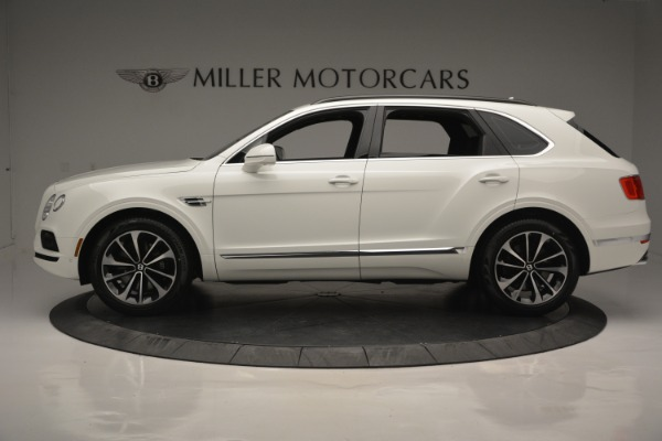 Used 2019 Bentley Bentayga V8 for sale $149,900 at Rolls-Royce Motor Cars Greenwich in Greenwich CT 06830 2