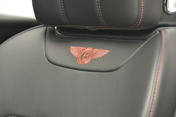 Used 2019 Bentley Bentayga V8 for sale $149,900 at Rolls-Royce Motor Cars Greenwich in Greenwich CT 06830 21