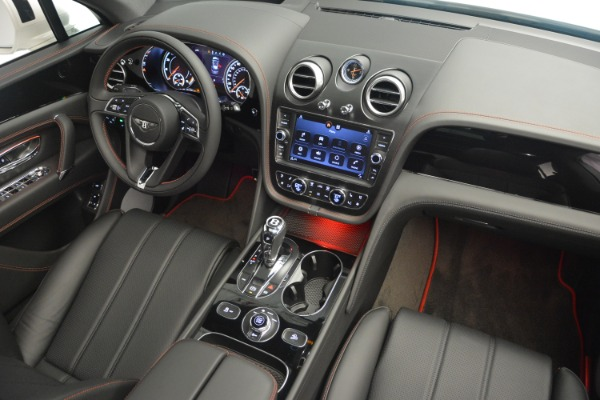 Used 2019 Bentley Bentayga V8 for sale $149,900 at Rolls-Royce Motor Cars Greenwich in Greenwich CT 06830 28
