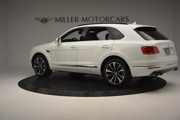 Used 2019 Bentley Bentayga V8 for sale $149,900 at Rolls-Royce Motor Cars Greenwich in Greenwich CT 06830 3