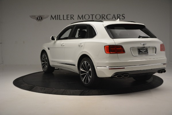 Used 2019 Bentley Bentayga V8 for sale $149,900 at Rolls-Royce Motor Cars Greenwich in Greenwich CT 06830 4