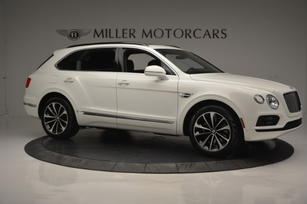 Used 2019 Bentley Bentayga V8 for sale $149,900 at Rolls-Royce Motor Cars Greenwich in Greenwich CT 06830 9