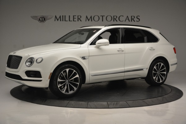 Used 2019 Bentley Bentayga V8 for sale $149,900 at Rolls-Royce Motor Cars Greenwich in Greenwich CT 06830 1