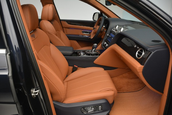 New 2019 Bentley Bentayga V8 for sale Sold at Rolls-Royce Motor Cars Greenwich in Greenwich CT 06830 24