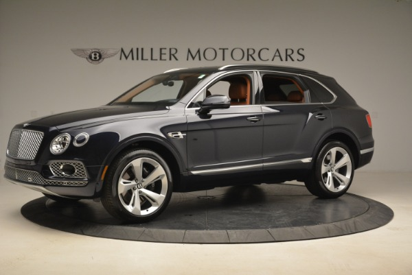 Used 2018 Bentley Bentayga W12 Signature for sale Sold at Rolls-Royce Motor Cars Greenwich in Greenwich CT 06830 2
