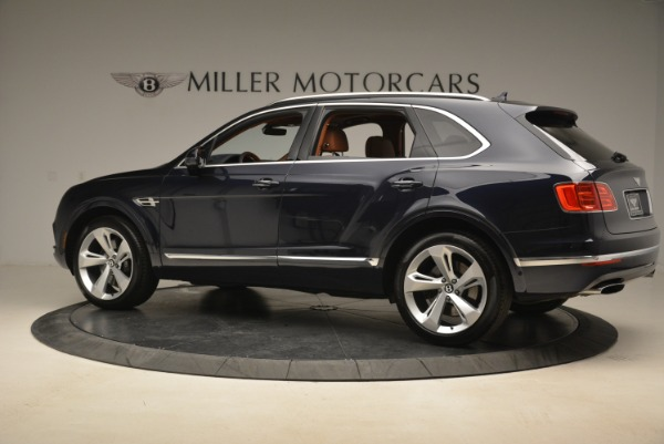 Used 2018 Bentley Bentayga W12 Signature for sale Sold at Rolls-Royce Motor Cars Greenwich in Greenwich CT 06830 4