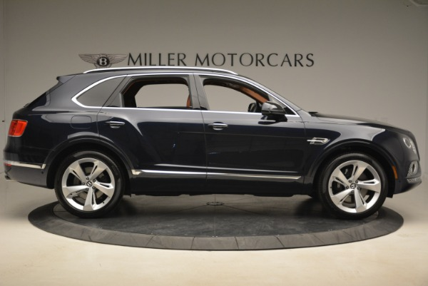 Used 2018 Bentley Bentayga W12 Signature for sale Sold at Rolls-Royce Motor Cars Greenwich in Greenwich CT 06830 9