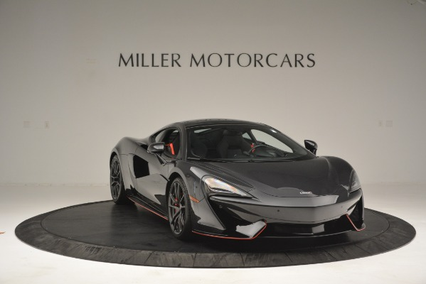 Used 2018 McLaren 570GT for sale Sold at Rolls-Royce Motor Cars Greenwich in Greenwich CT 06830 11
