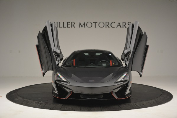 Used 2018 McLaren 570GT for sale Sold at Rolls-Royce Motor Cars Greenwich in Greenwich CT 06830 13