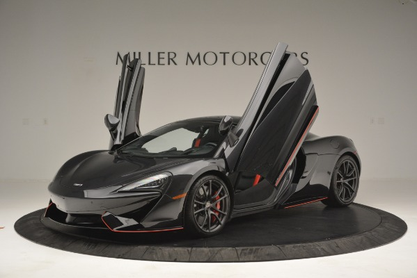 Used 2018 McLaren 570GT for sale Sold at Rolls-Royce Motor Cars Greenwich in Greenwich CT 06830 14