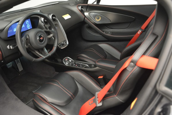 Used 2018 McLaren 570GT for sale Sold at Rolls-Royce Motor Cars Greenwich in Greenwich CT 06830 15