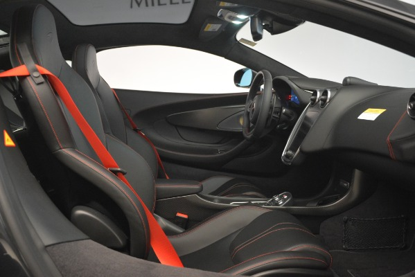 Used 2018 McLaren 570GT for sale Sold at Rolls-Royce Motor Cars Greenwich in Greenwich CT 06830 19