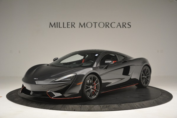 Used 2018 McLaren 570GT for sale Sold at Rolls-Royce Motor Cars Greenwich in Greenwich CT 06830 2
