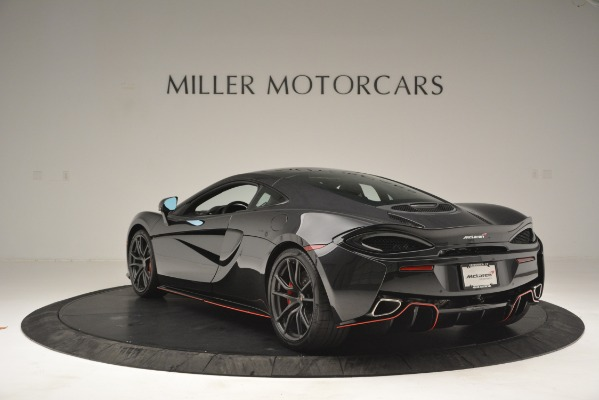 Used 2018 McLaren 570GT for sale Sold at Rolls-Royce Motor Cars Greenwich in Greenwich CT 06830 5