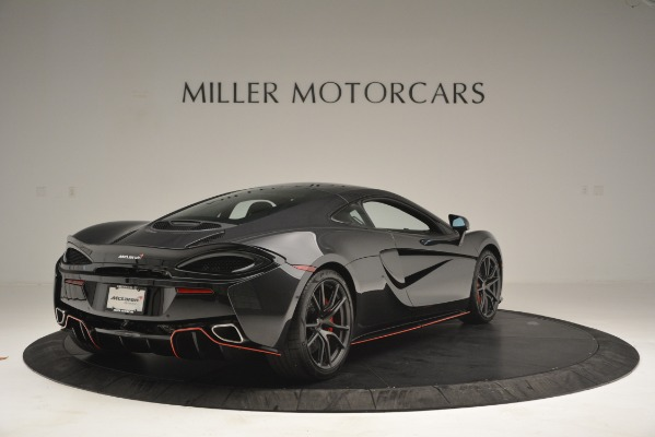 Used 2018 McLaren 570GT for sale Sold at Rolls-Royce Motor Cars Greenwich in Greenwich CT 06830 7