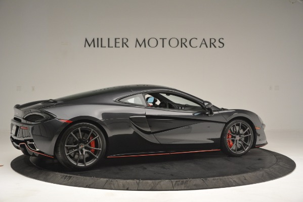 Used 2018 McLaren 570GT for sale Sold at Rolls-Royce Motor Cars Greenwich in Greenwich CT 06830 8