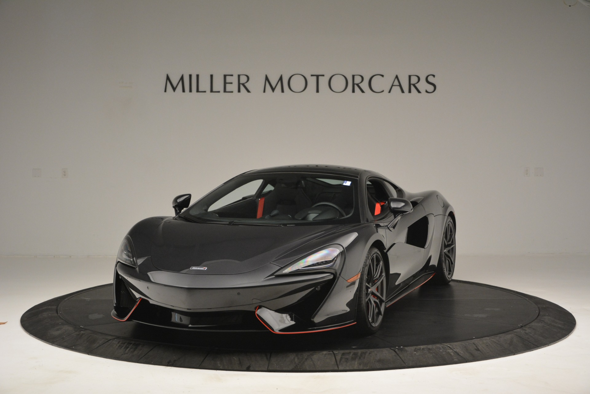 Used 2018 McLaren 570GT for sale Sold at Rolls-Royce Motor Cars Greenwich in Greenwich CT 06830 1