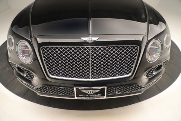 Used 2018 Bentley Bentayga W12 Signature for sale Sold at Rolls-Royce Motor Cars Greenwich in Greenwich CT 06830 13