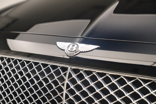 Used 2018 Bentley Bentayga W12 Signature for sale Sold at Rolls-Royce Motor Cars Greenwich in Greenwich CT 06830 14