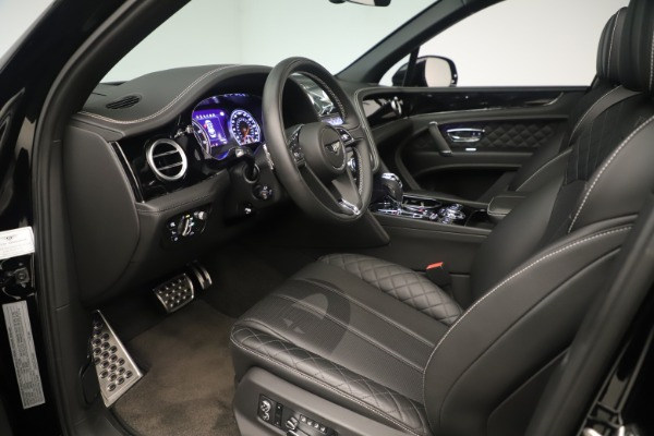 Used 2018 Bentley Bentayga W12 Signature for sale Sold at Rolls-Royce Motor Cars Greenwich in Greenwich CT 06830 17