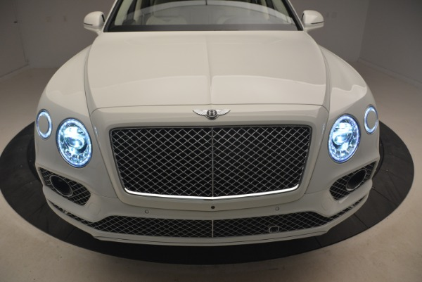 Used 2018 Bentley Bentayga Signature for sale Sold at Rolls-Royce Motor Cars Greenwich in Greenwich CT 06830 14