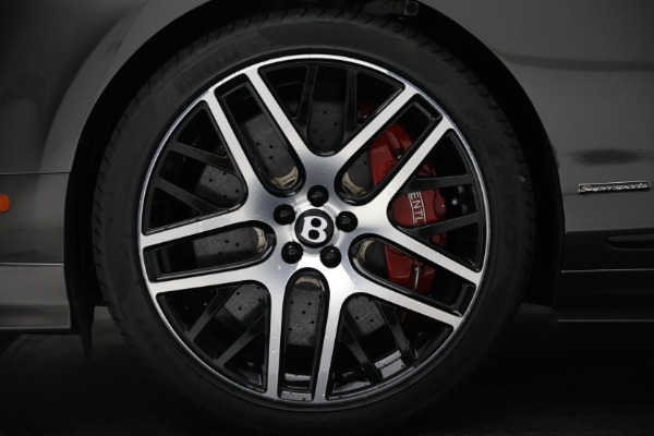 Used 2017 Bentley Continental GT Supersports for sale Sold at Rolls-Royce Motor Cars Greenwich in Greenwich CT 06830 15