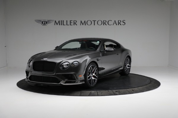 Used 2017 Bentley Continental GT Supersports for sale Sold at Rolls-Royce Motor Cars Greenwich in Greenwich CT 06830 2
